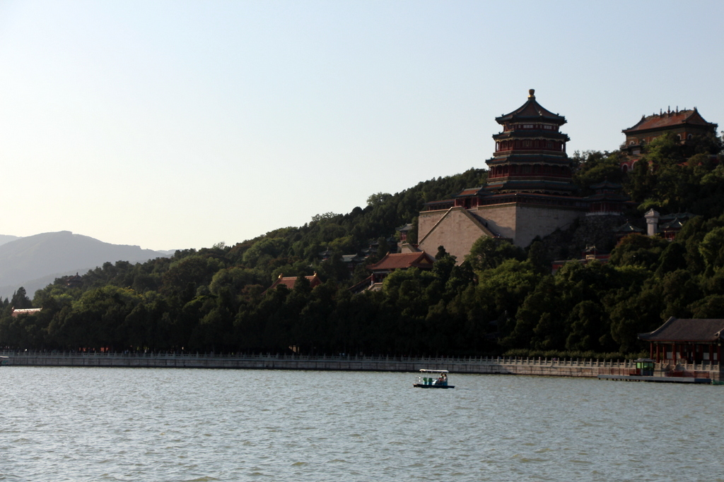 Beijing: The Summer Palace was one of the highlights of the city and may have even been more beautiful than the main palace of the old emperors, the Forbidden City