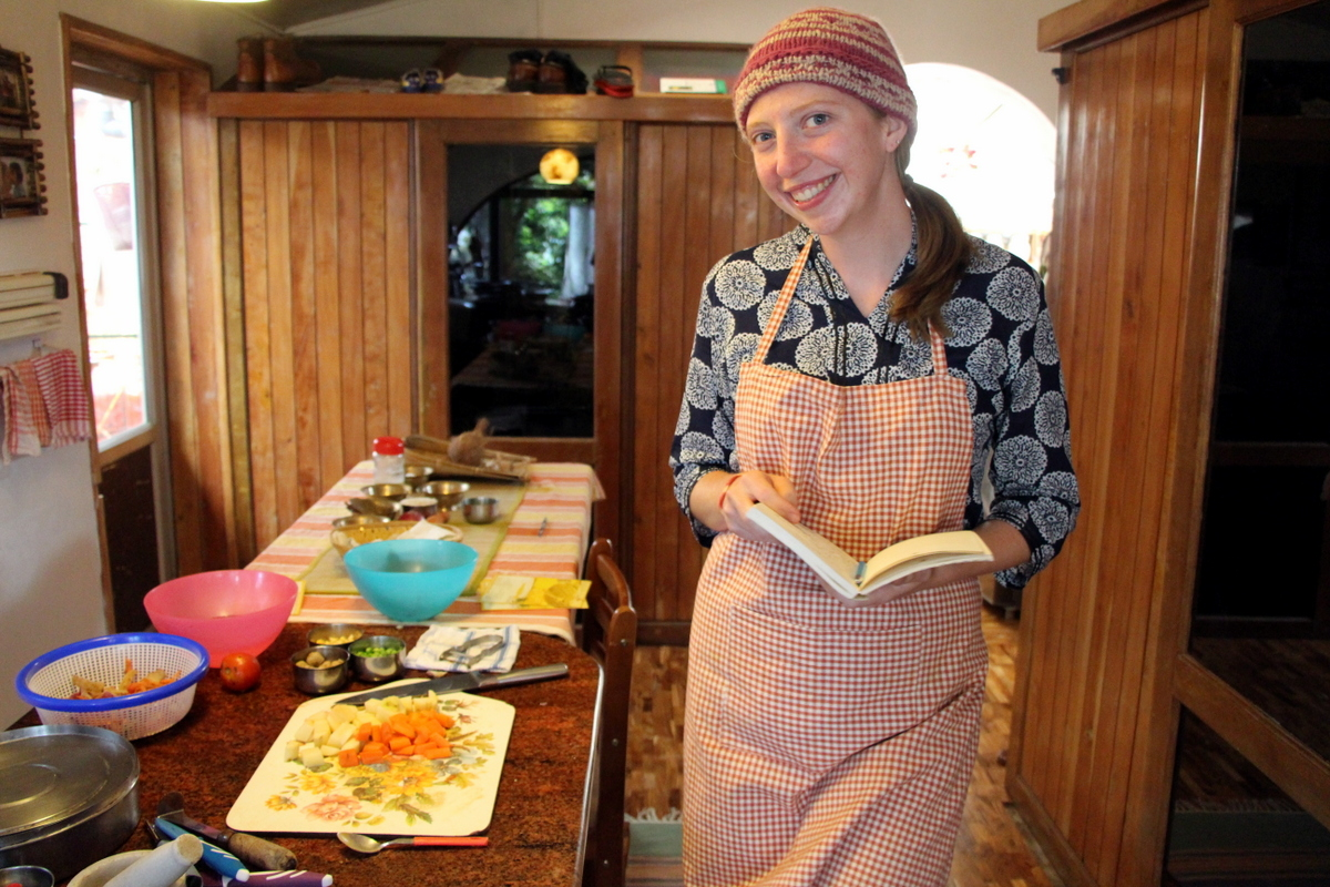 Our cooking homestay in south India was one of our top experiences on the trip