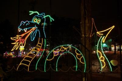 Northern Festival of Lights  (photos by Sandy Richardson)