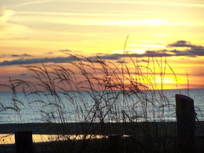 Sauble Sunsets  (photos by Dee Renaud)