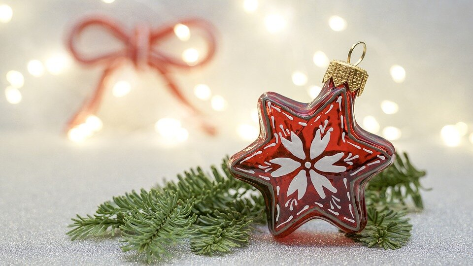 There will be a Christmas table with beautiful items to add to your decorating this year.