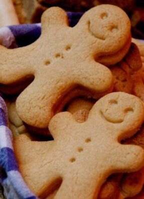 Bring the little ones in your life to decorate some of these delicious homemade gingerbread cookies!