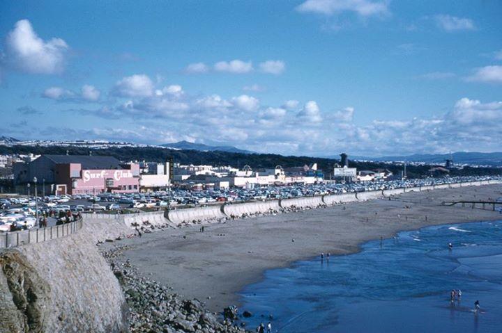 Ocean Beach Vintage San Francisco