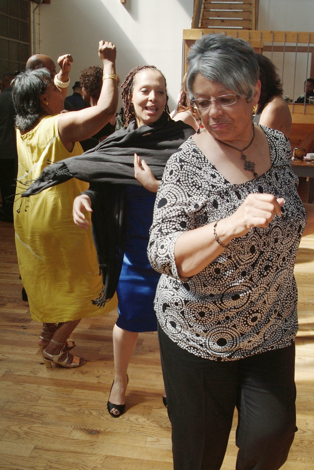 The Aunties Dance