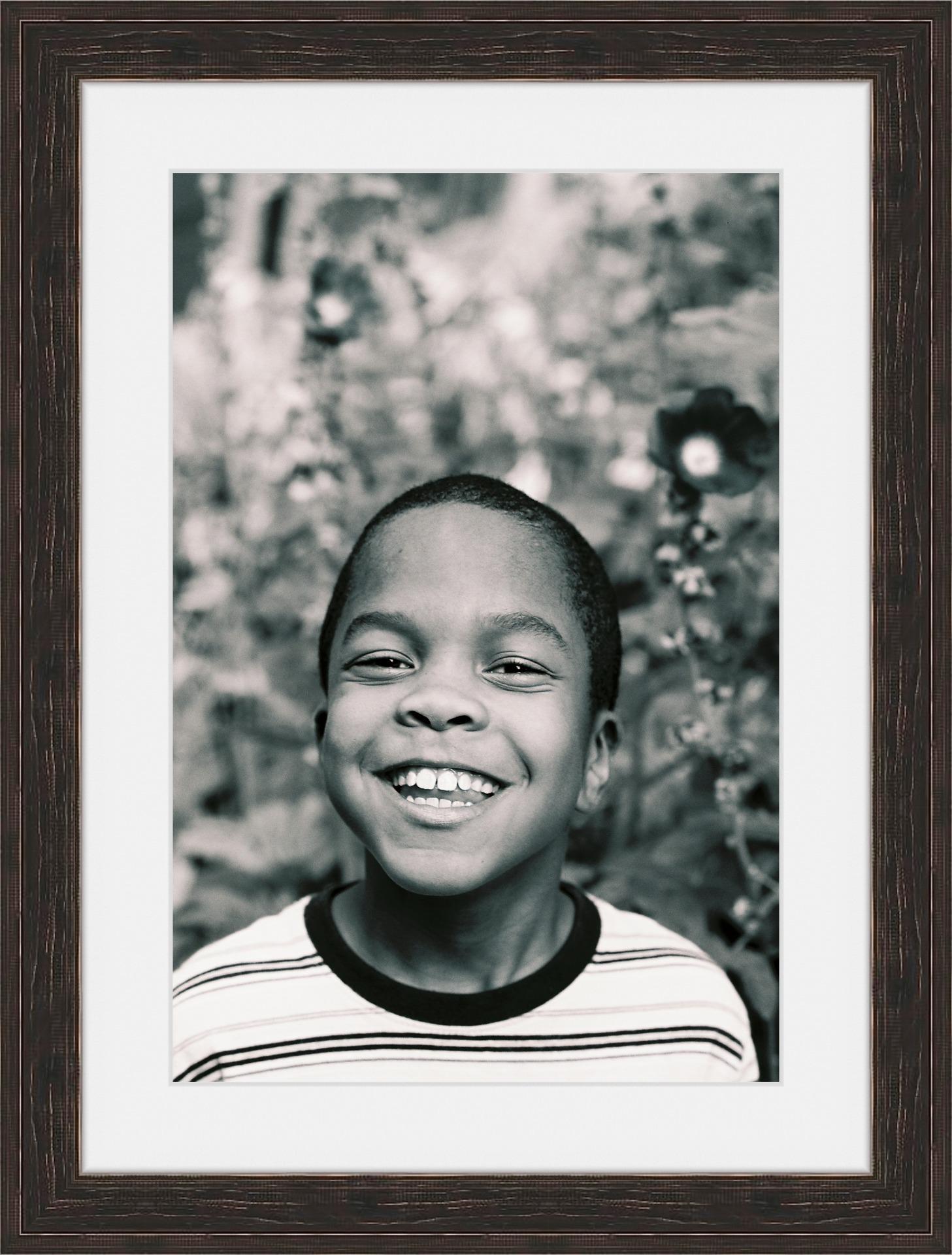 Black_White_Boy_Portrait_In_Garden_2