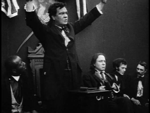 O mulato Silas Lynch como figura do Mal