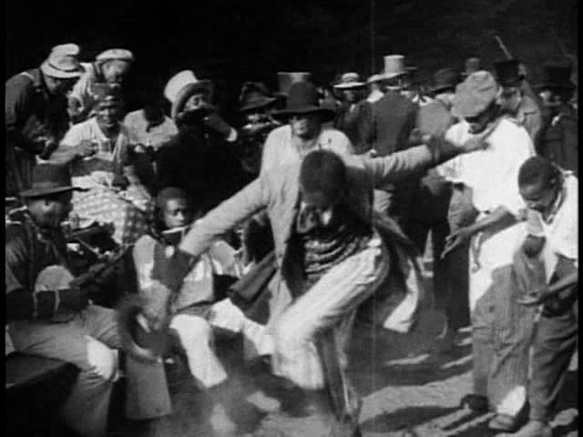 Sejam livres ou escravos, os negros dançam