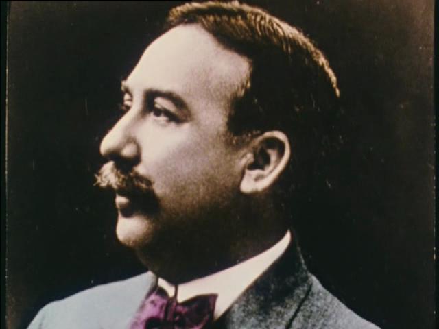 Edwin Stanton Porter (imagem do filme Before the Nickelodeon , de Charles Musser)