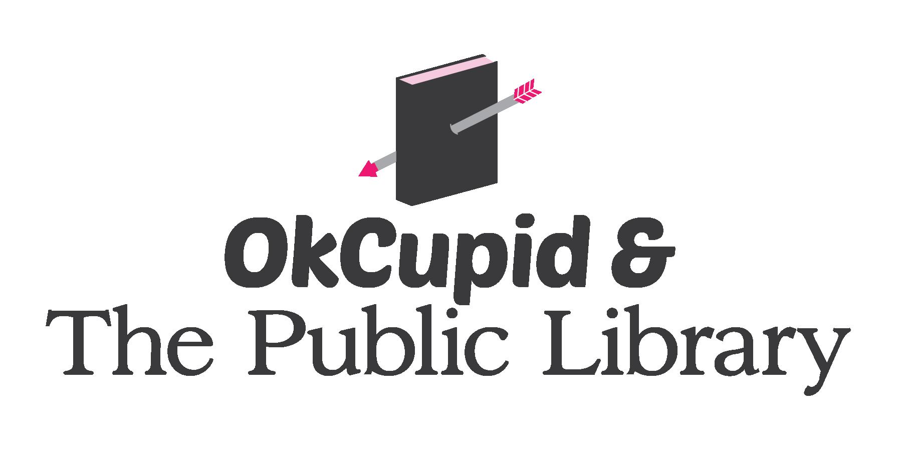 Logo Design, The Public Library & OkCupid