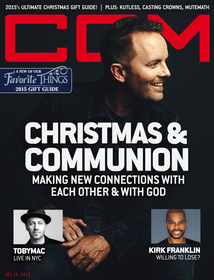 Tomlin featured in latest issue of CCM Magazine