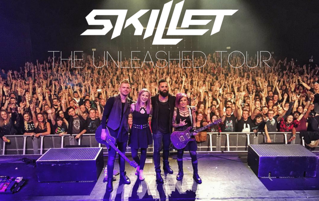 """""""The UNLEASHED Tour"""" U.S. dates sell out in Minneapolis, Detroit, Grand Rapids, Cleveland and more. Sold-out European cities include London, Paris, Vienna, Budapest and St. Petersburg, among others."""