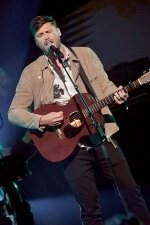 """Cory Asbury, winner of Worship Song Of The Year And Breakout Single for """"Reckless Love.""""Credit: Getty Images for K-LOVE"""