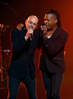 Newsboys United. Credit: Getty Images for K-LOVE