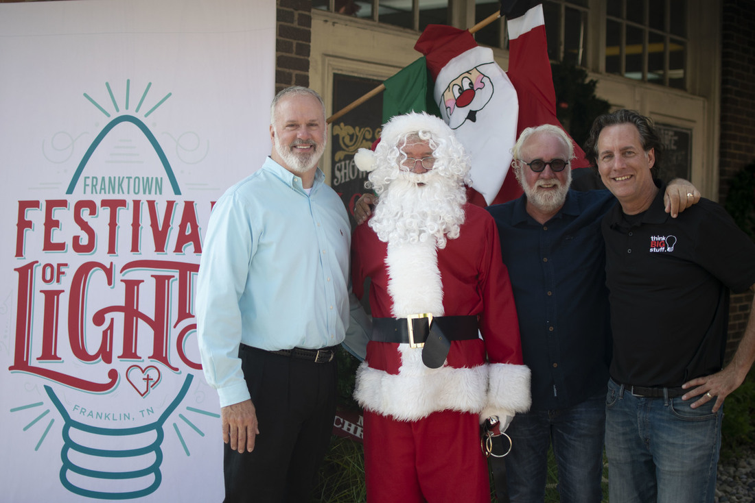 From left to right: Chris Barnhill, Eddie DeGarmo, Ed James, Credit: Stella Pennell