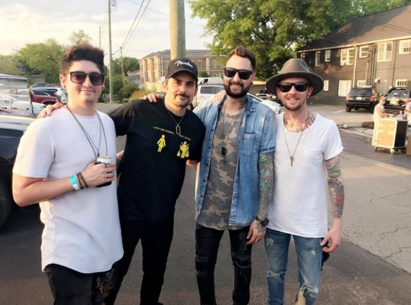- Brad Paisley and Leaving Austin at the Sea Gayle Music 20/50 Party on May 22.