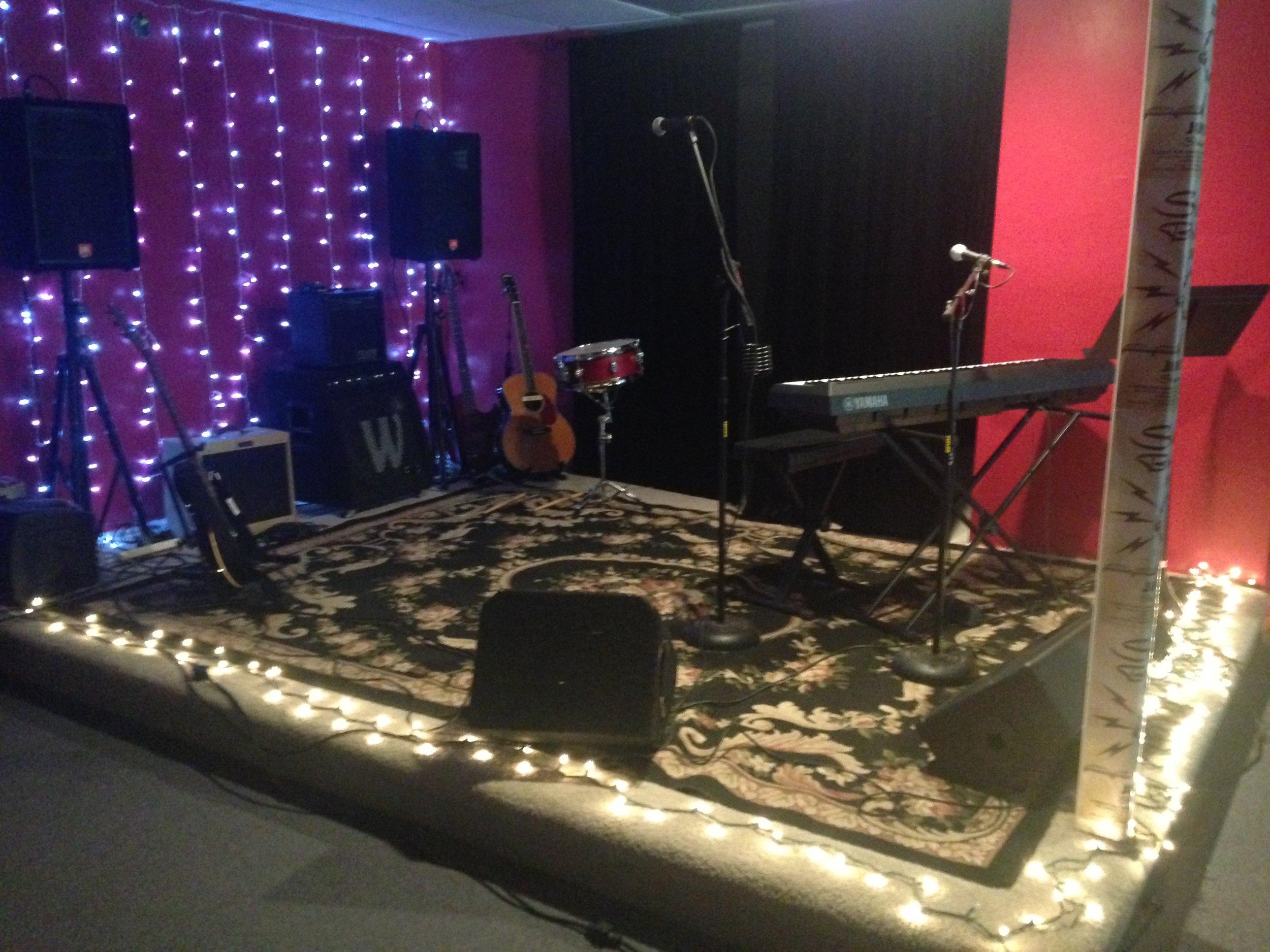 The Tambourine Lounge