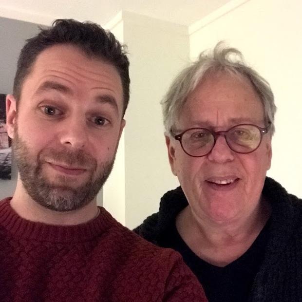 With Kenny Werner, New York, December 2018