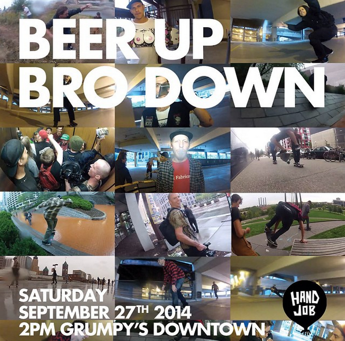 Twin Cities skaters: Attend this. We guarantee it will be fun. Photo:  London Luke