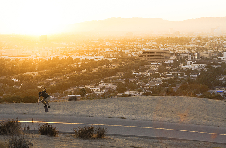 LA BS Flip. Photo:  Sean Michon