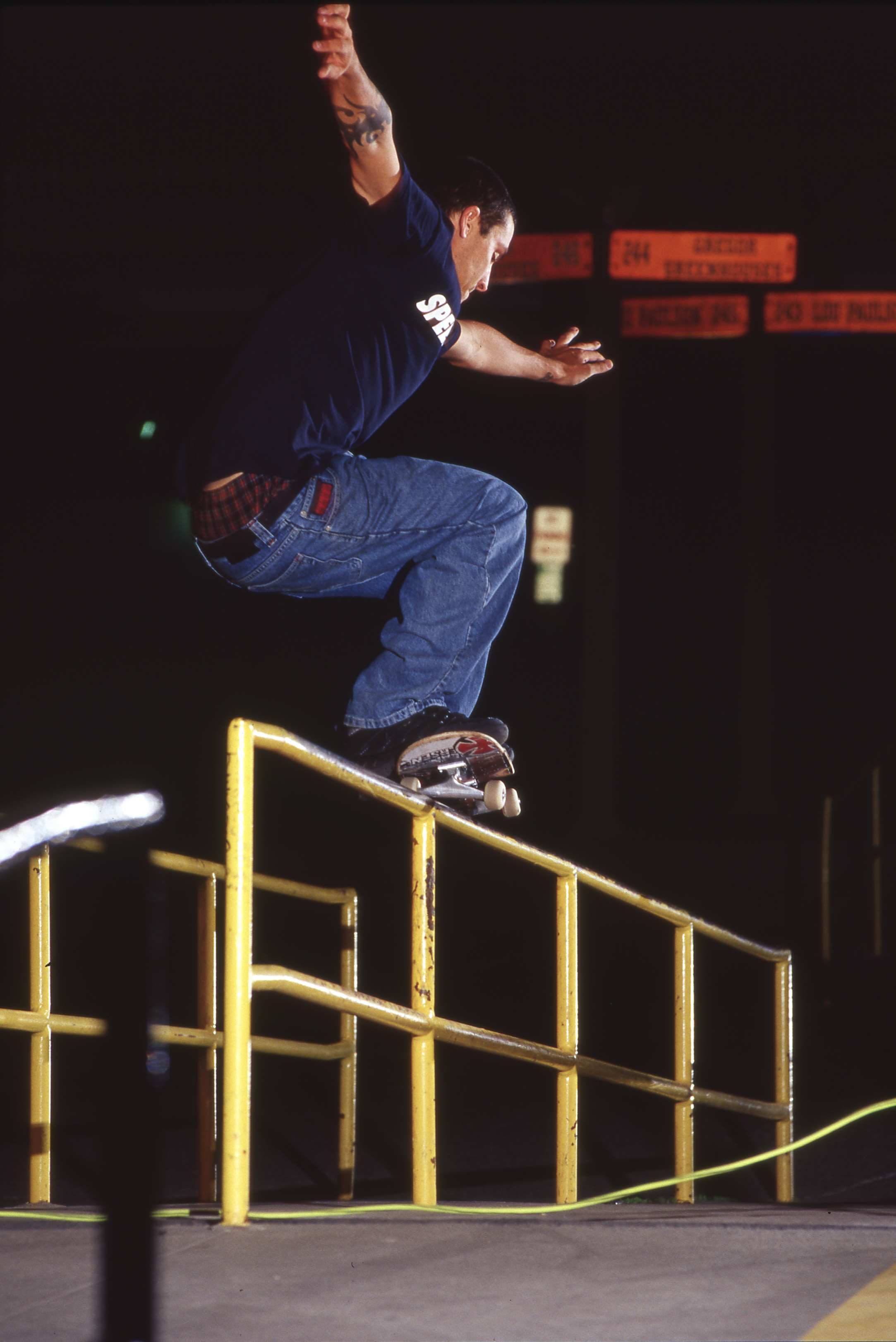 Steve Nesser 50-50 at the Farmers Market. Shout out to  Speed Metal bearings .