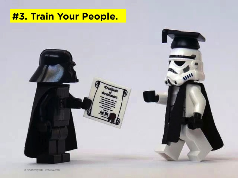 Train Your People
