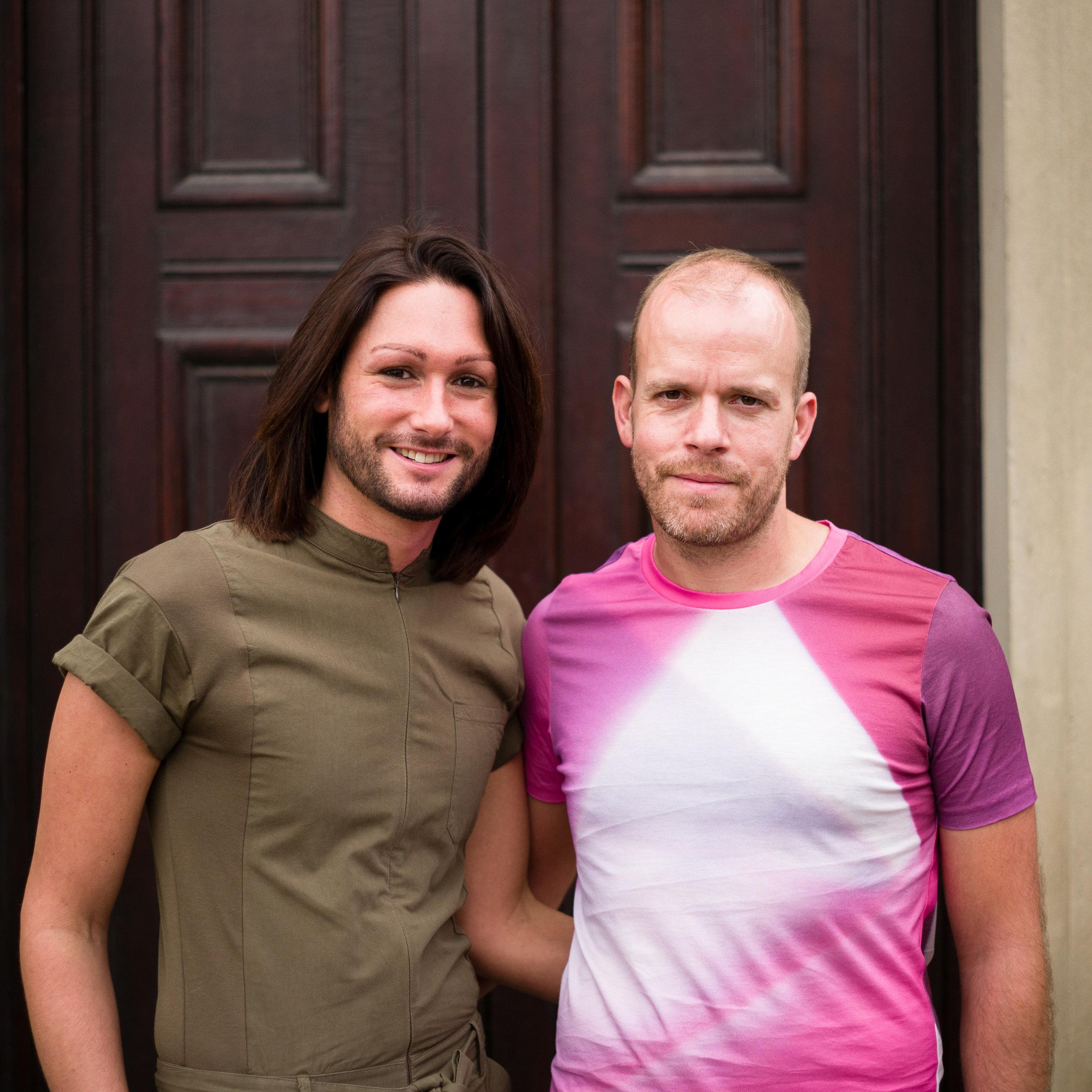 Shaun & David