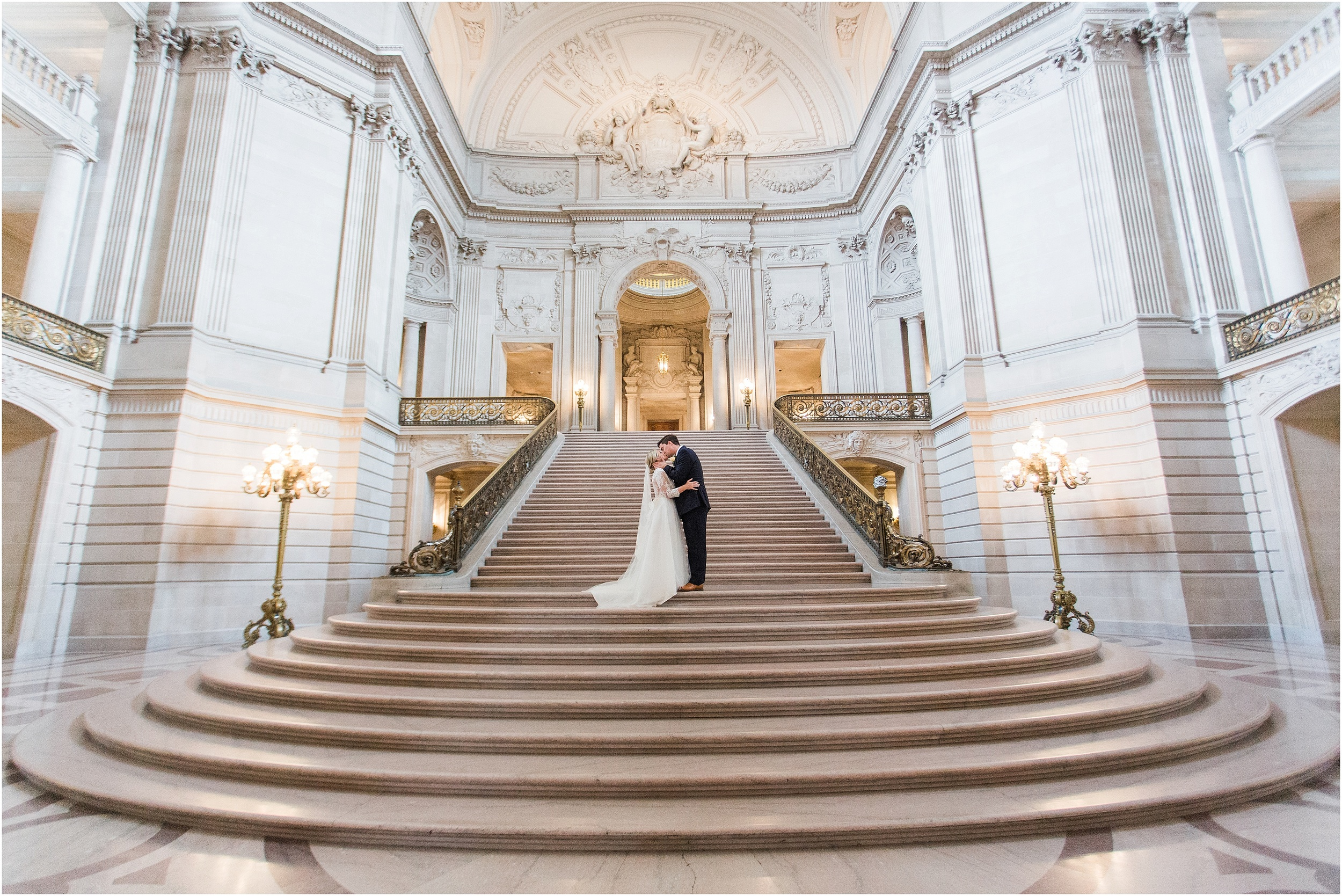 blueberryphotography.com   San Francisco City Hall Wedding   Blueberry Photography   Destination Wedding Photographer   Wedding Photography at SF City Hall