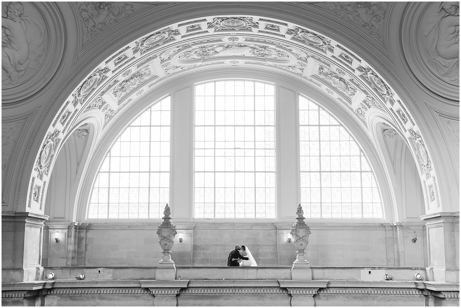 Blueberryphotography.com | San Francisco City Hall Elopement | SF City Hall Wedding