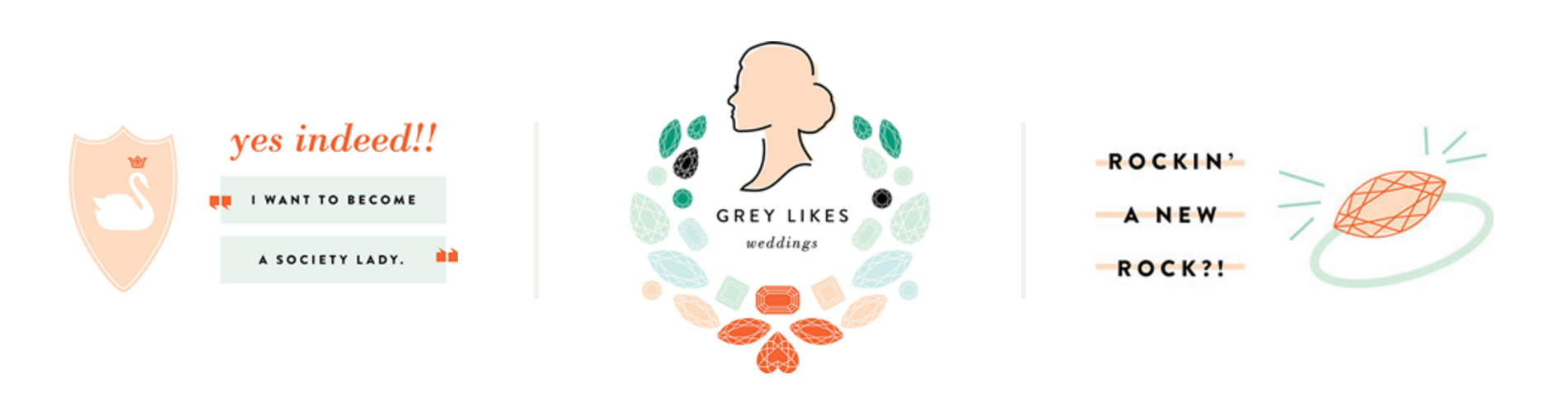 blueberryphotography.com | http://www.greylikesweddings.com/real-weddings/chelsea-lances-wedding-nestldown/