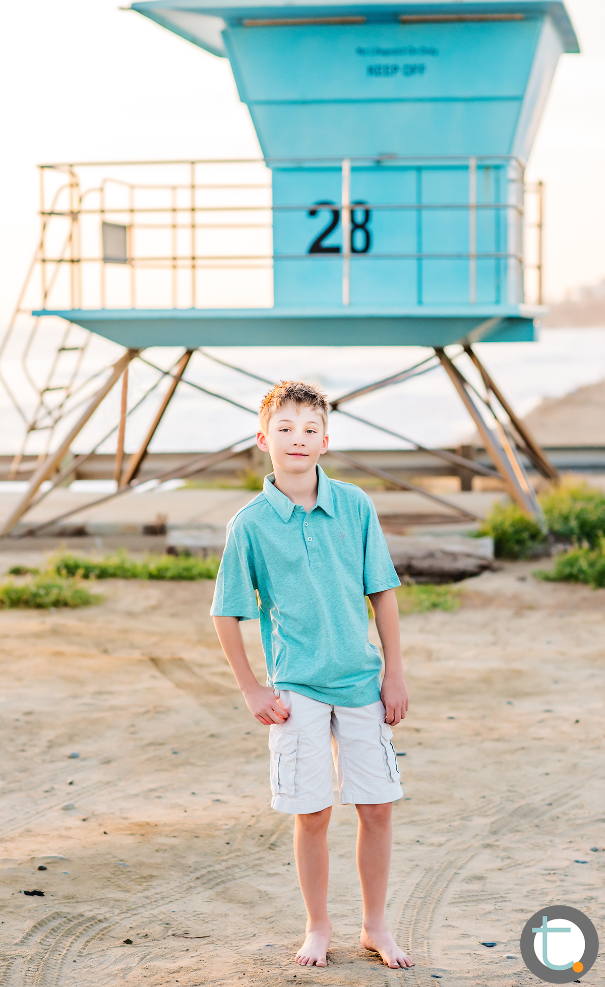 myson_campbell_sandiego_california_beach_lifeguardstand_tracyallynphotography