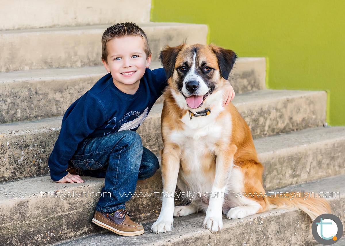 boy_dog_steps_dallas_tracyallynphotography