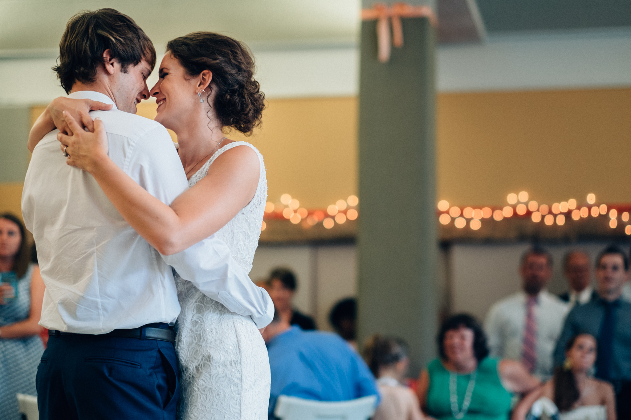 First Dance Wedding Photograph