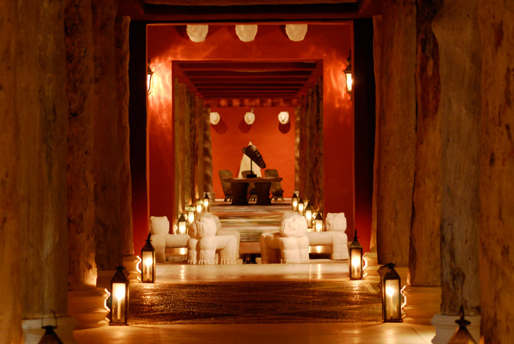 ZOETRY WELLNESS & SPA RESORTSAAA Four and Five Diamond Resorts, focusing on wellness, mindful eating and relaxation. With resorts located in the Riviera Maya, Dominican Republic, Jamaica, Isla Mujeres, and soon to come Costalegre and Aruba, there are several to choose from, but each one is a small property ranging from 35 - 118 rooms, intimate and exclusive. Our favorite being Zoetry Paraiso de la Bonita with their Mayan Temazcal experience. Enjoy daily bottles of champagne delivered right to your door, unlimited a la carte dining, the most attentive staff and some of the best spas. These properties are perfect for high end travelers, guests wanting true relaxation, a holistic experience, wellness retreats and ladies getaways. -