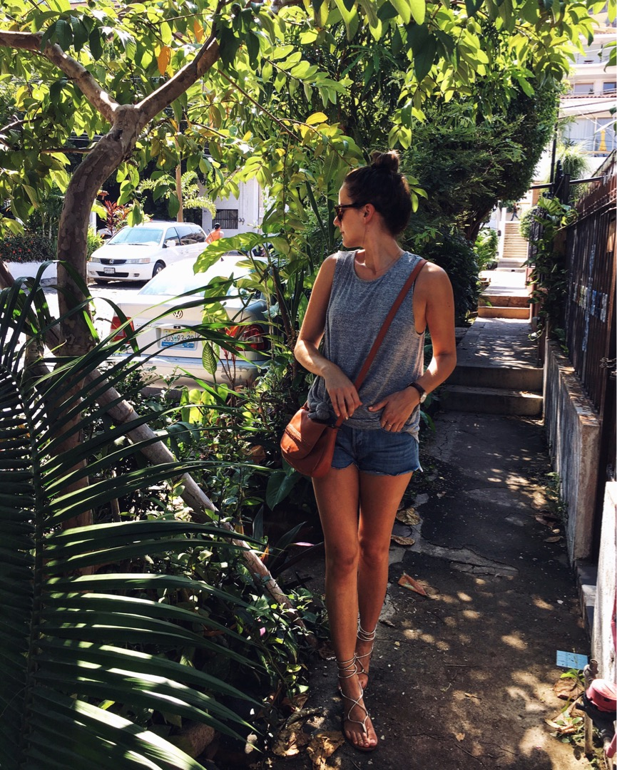 Casual Summer Street Style