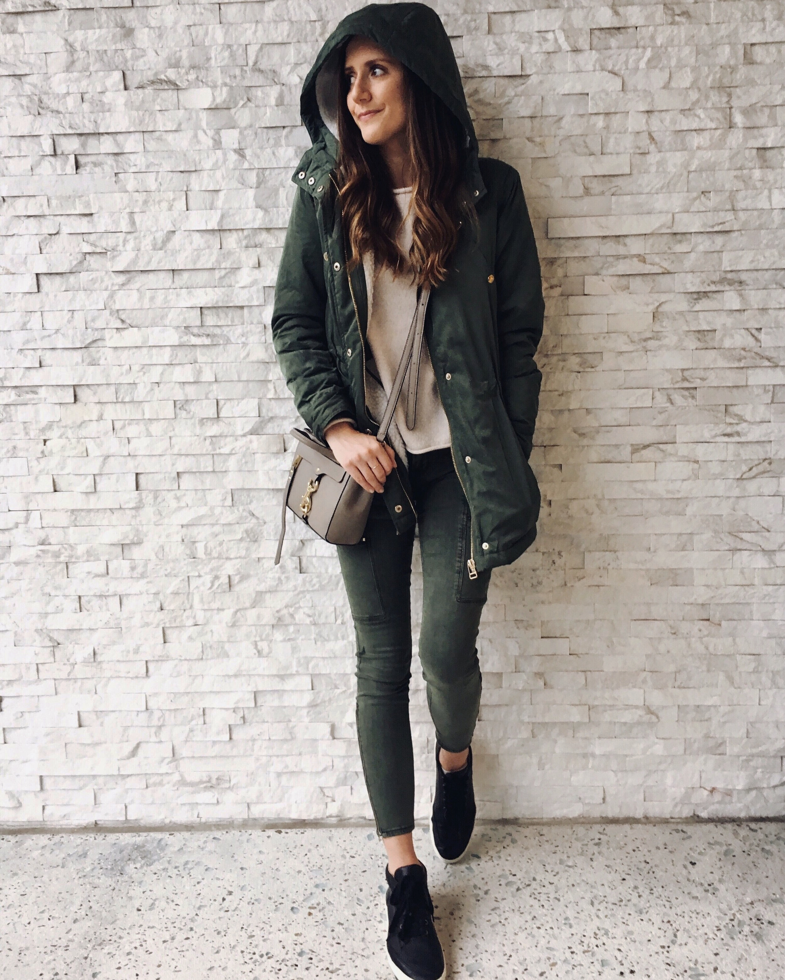 Shop the Look Below.  ASOS sweater  |  Stitch Fix  jeans—similar  here  | Via Spiga Shoes—similar  here  |  Forever 21 Jacket  |  Rebecca Minkoff bag