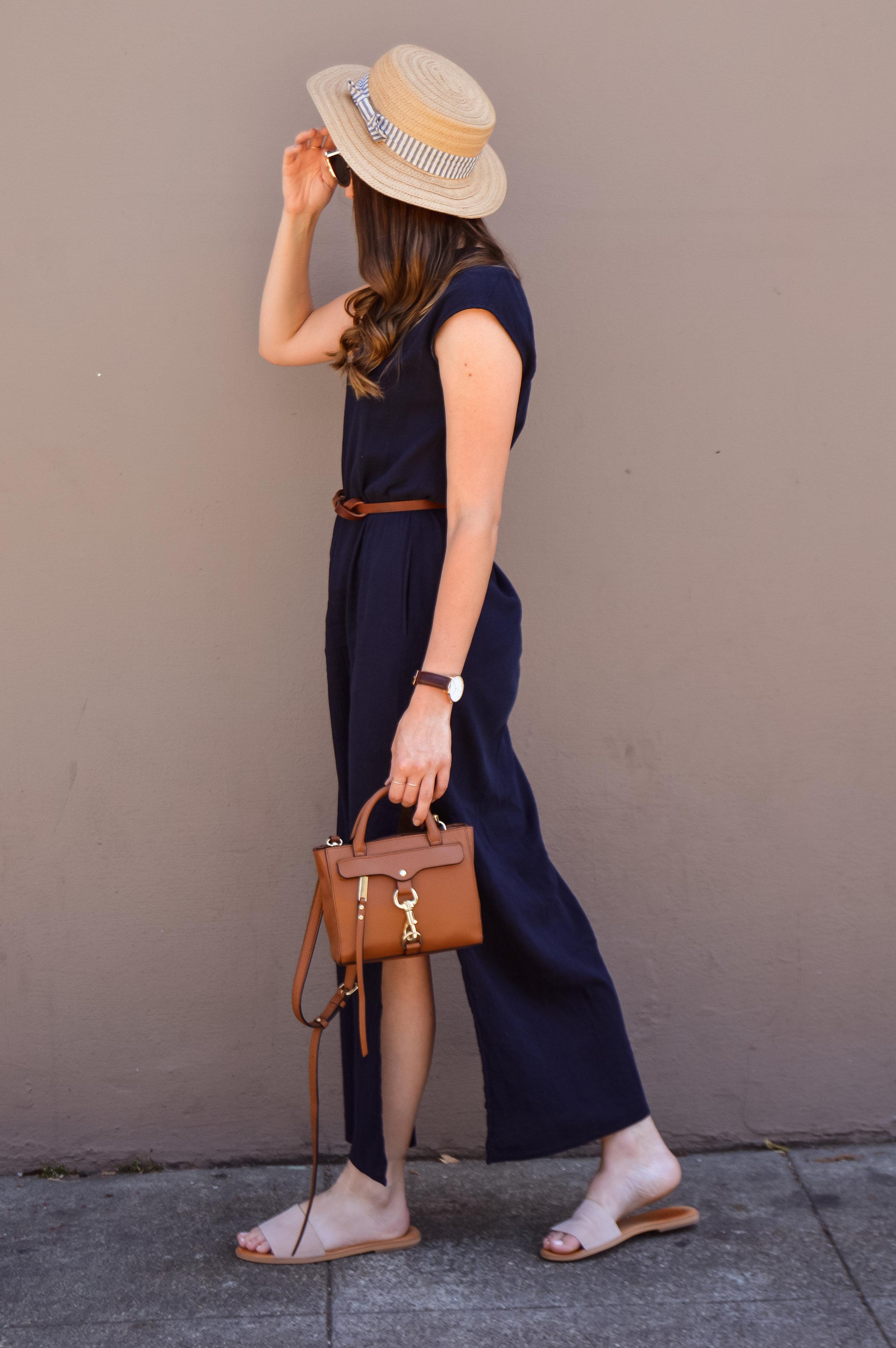 Lightweight maxi dress for summer