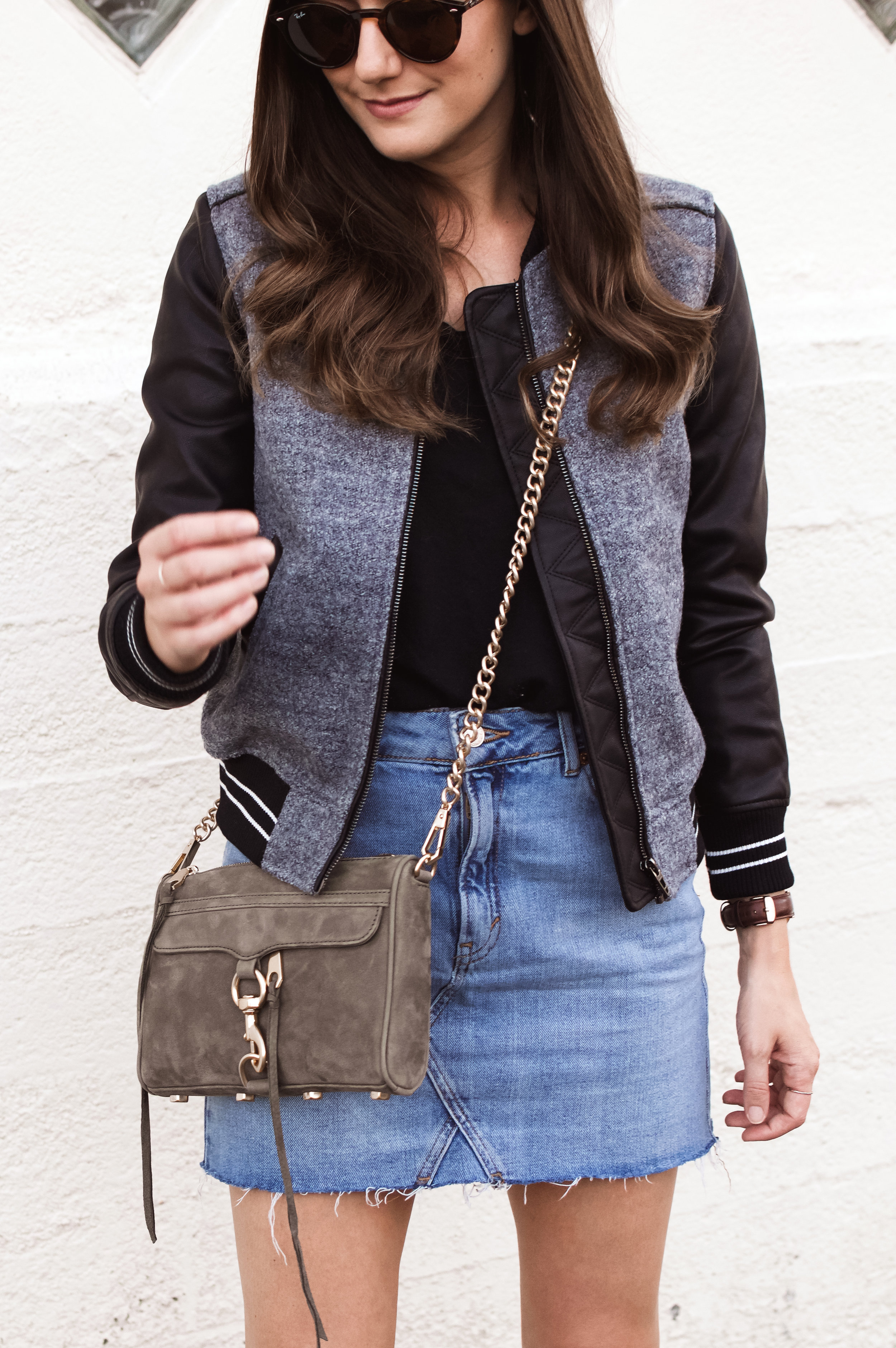 olive bag for fall