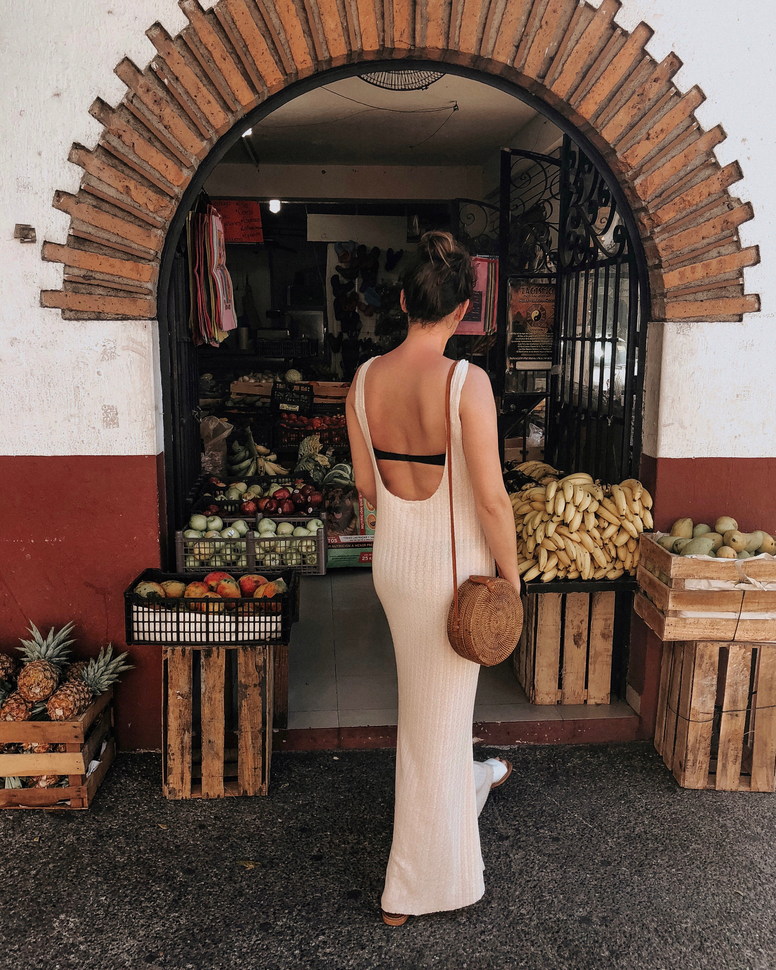 vacation maxi dress