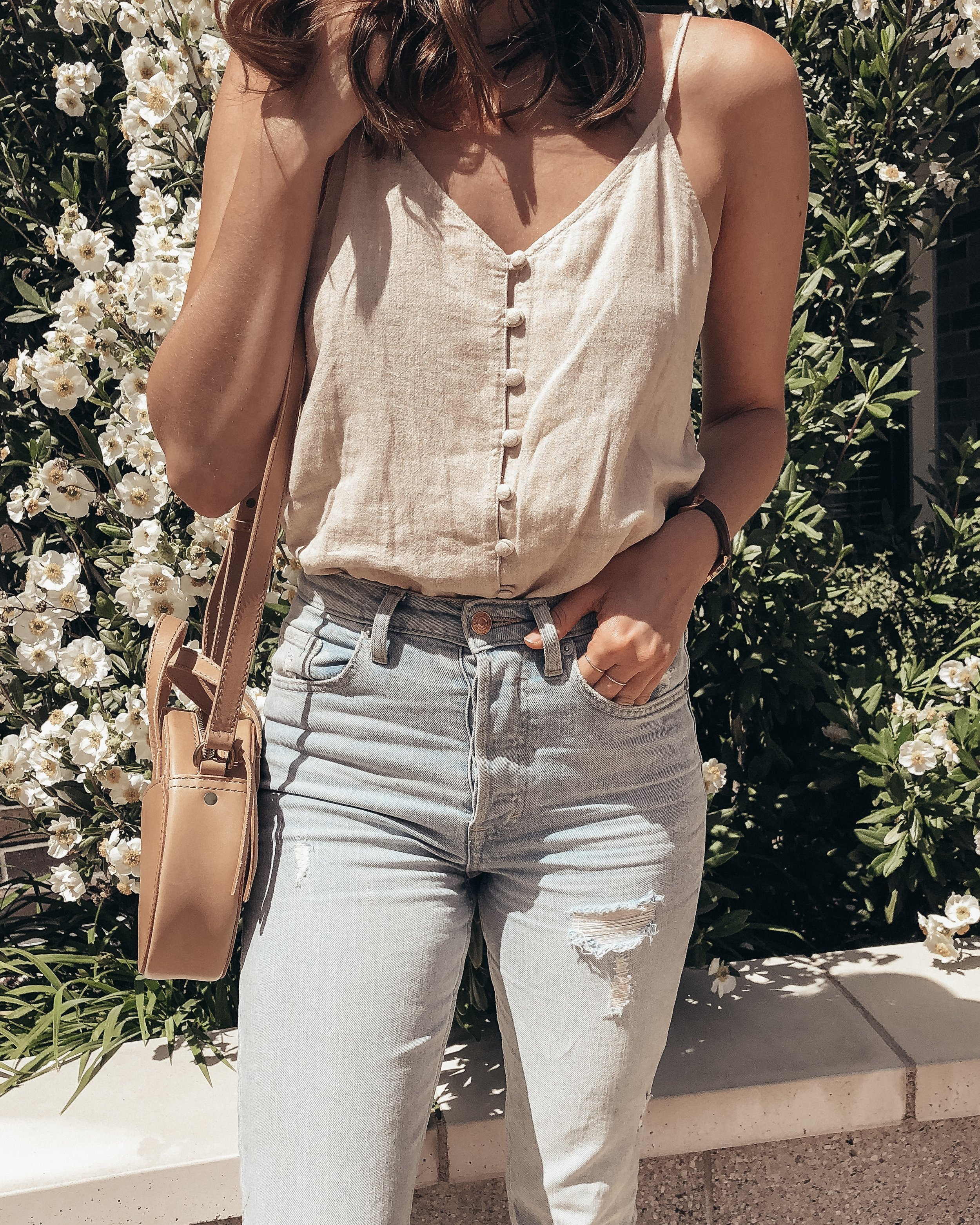 summer cami style