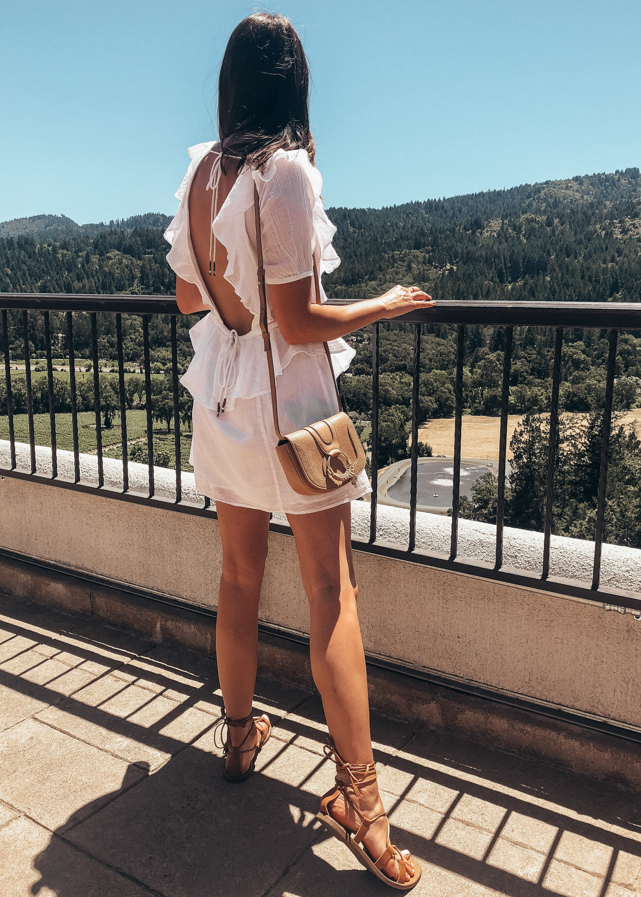 napa wine tasting outfit