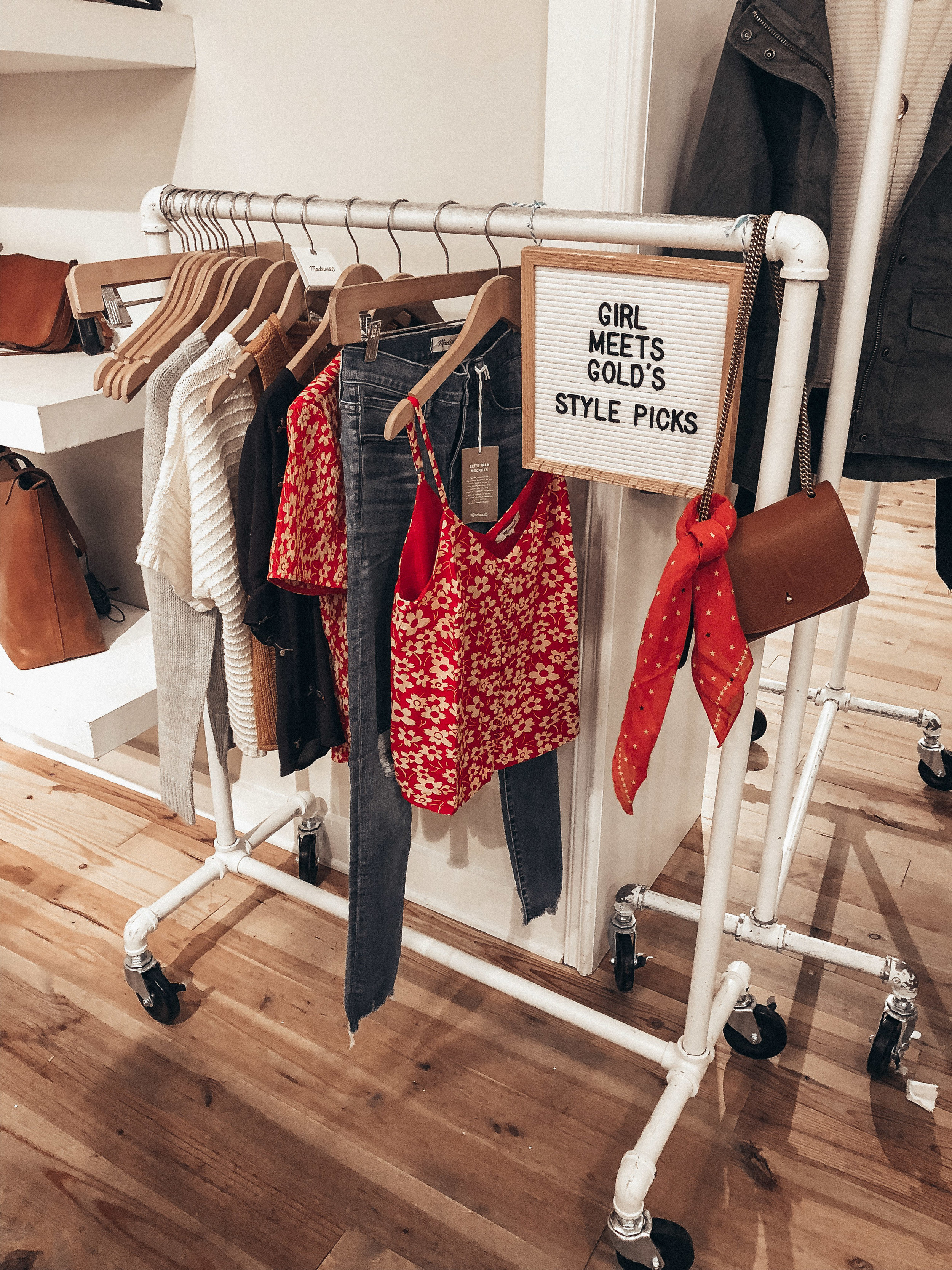 madewell fall collection