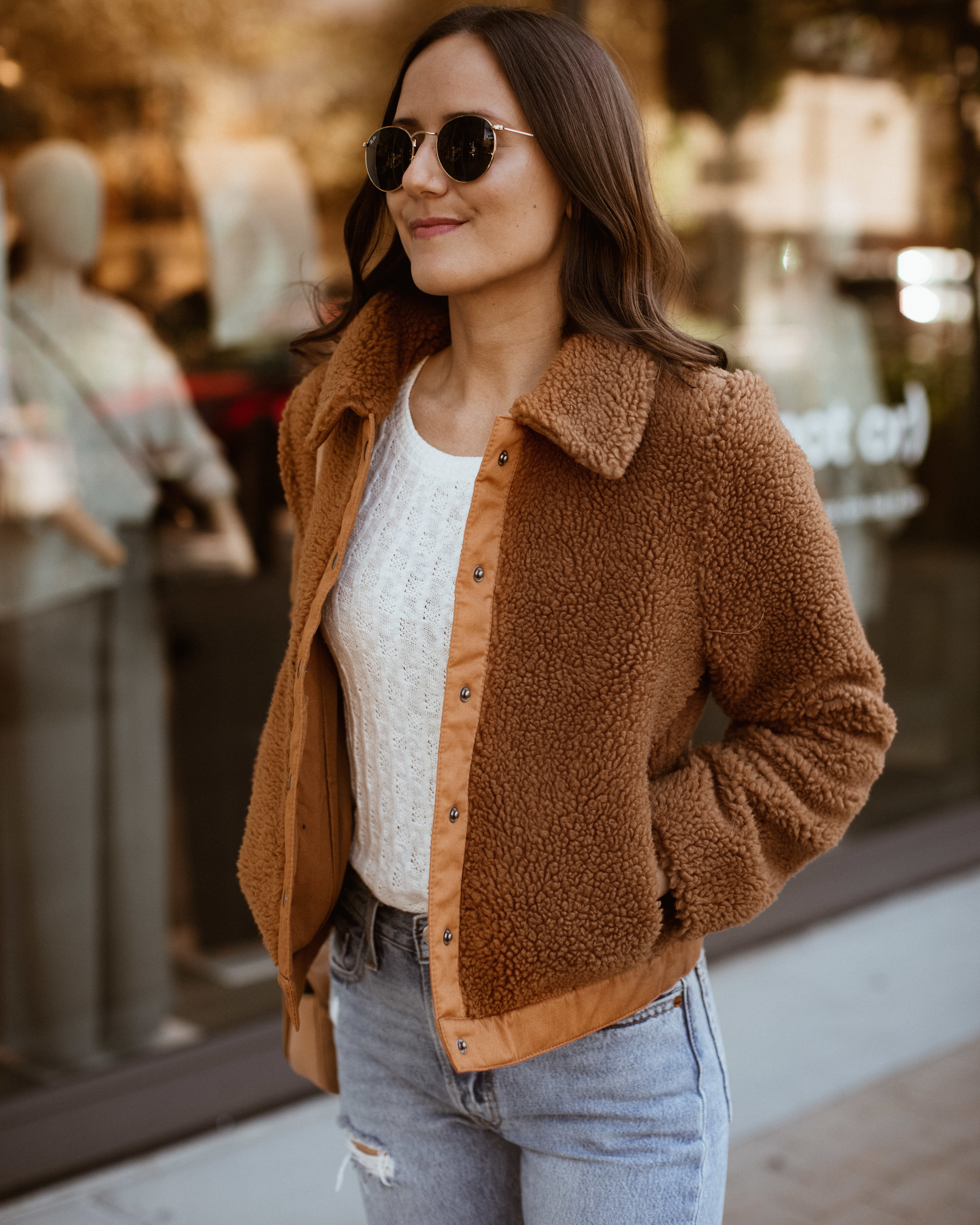 cozy fall and winter layers