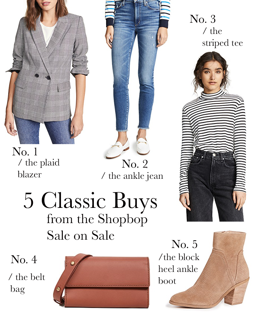 5 Classic Buys from the Shopbop Sale on Sale | www.girlmeetsgold.com
