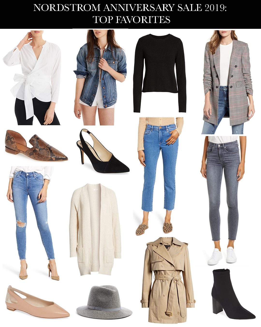 2019 Nordstrom Anniversary Sale Early Access Favorites | www.girlmeetsgold.com
