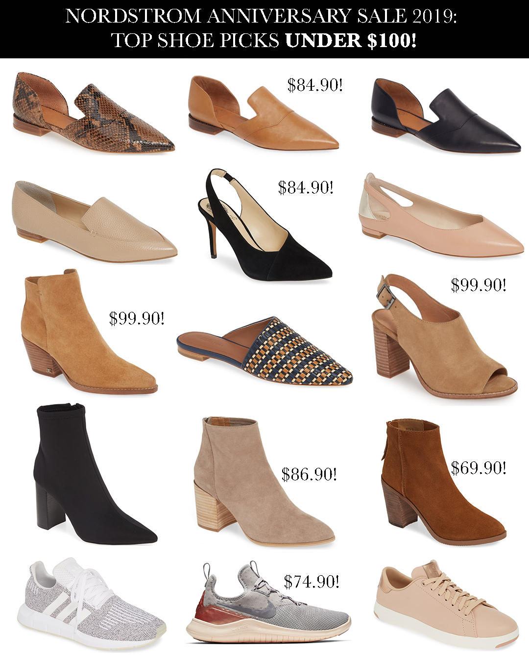 2019 Nordstrom Anniversary Sale Early Access Favorites   www.girlmeetsgold.com