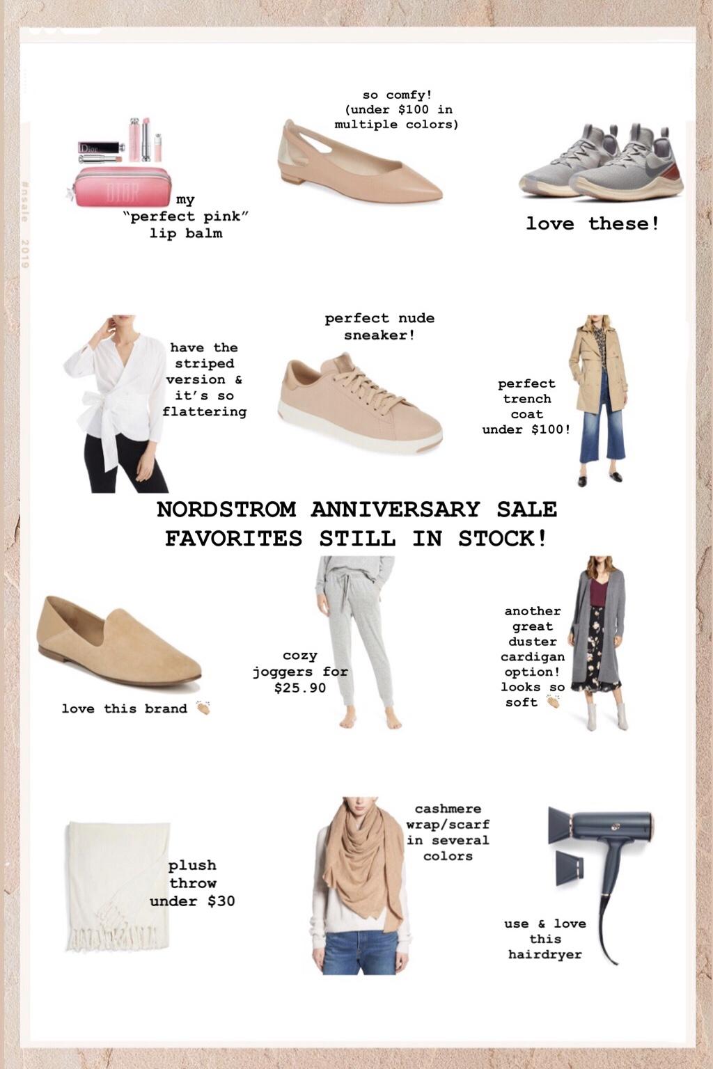 Nordstrom Anniversary Sale 2019 - Items Still in Stock! | www.girlmeetsgold.com