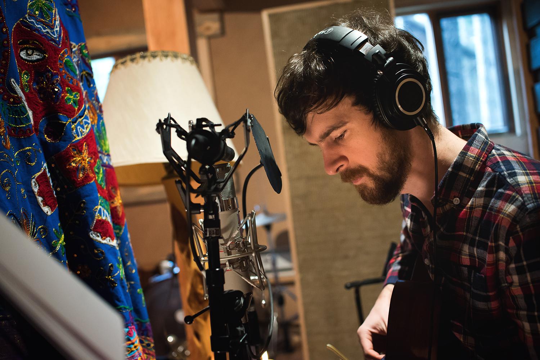 Document-Me Inside the Music Studio