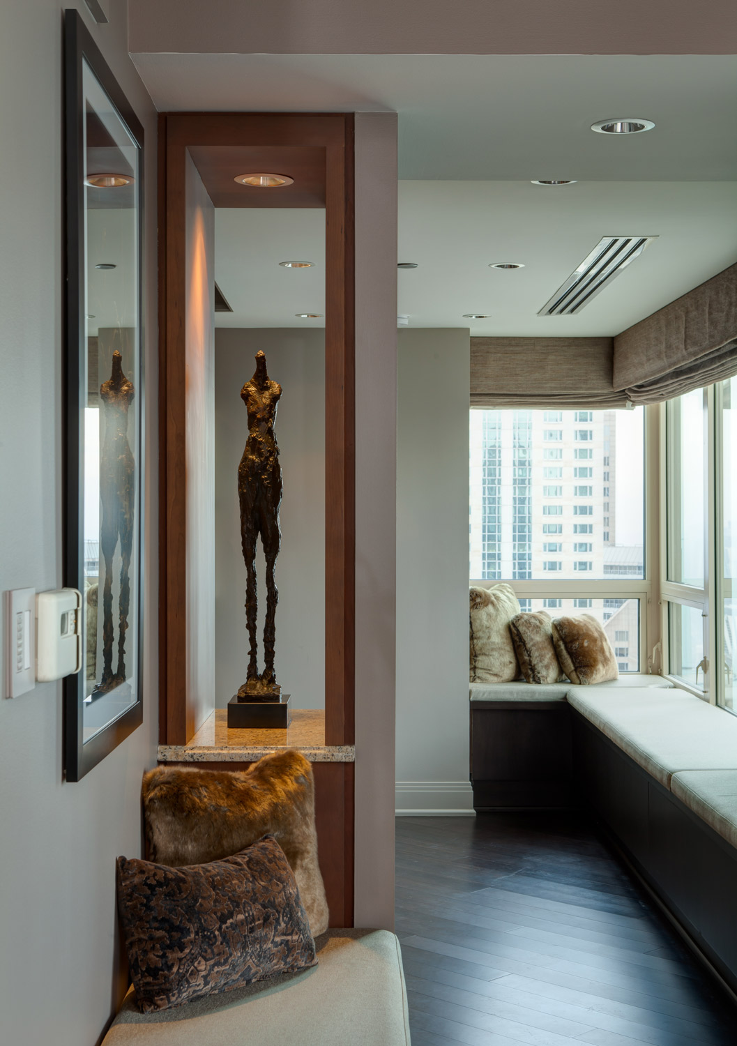 Michigan Avenue Penthouse