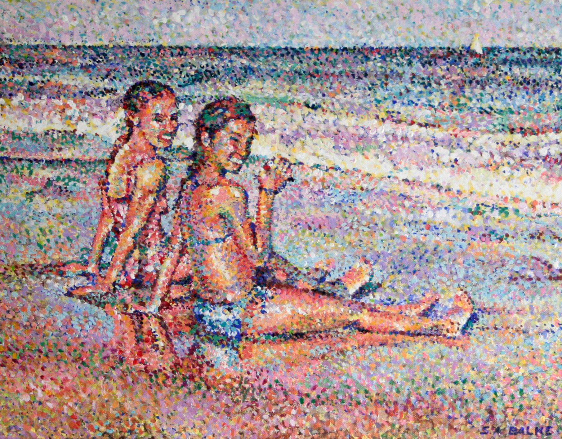 """2004 // Acrylic on canvas // 16x20"""""""