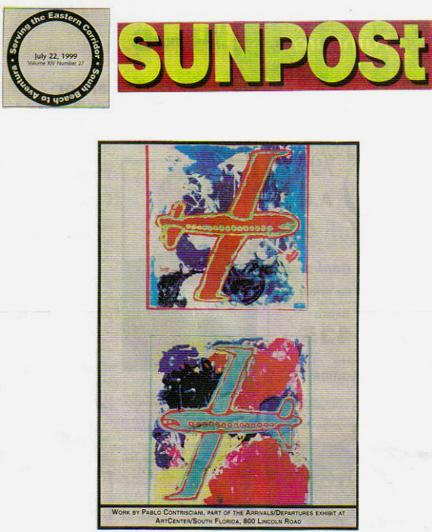 Sunpost. 1999.